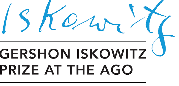Gershon Iskowitz prize logo