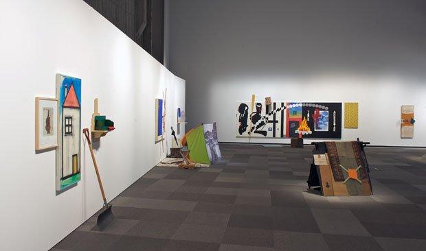 "Ron Moppett, ""Scultpur(al)"", 2015"