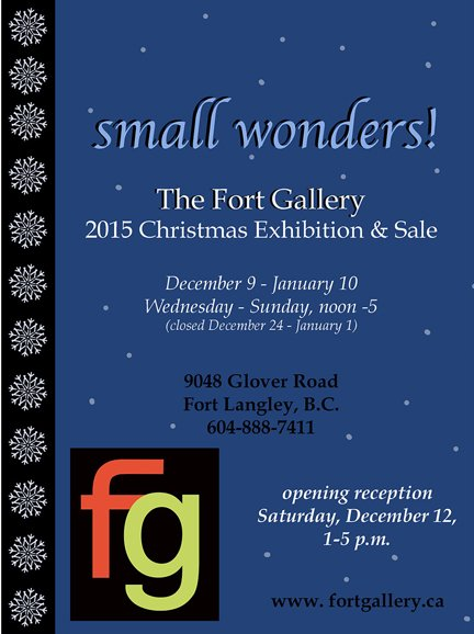 """Small Wonders,"" Fort Gallery."