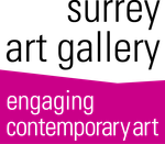 Surrey Art Gallery logo