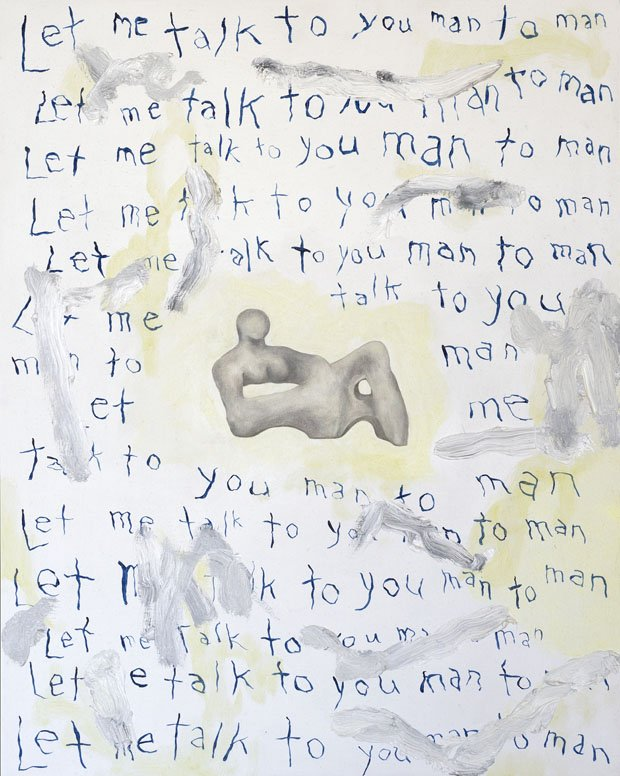 "Erica Mendritzki, ""New Contract"", 2015"