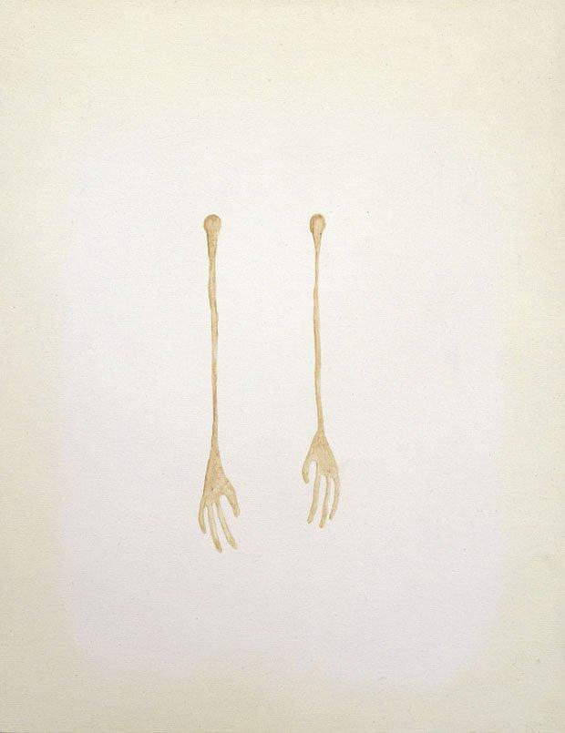 """Erica Mendritzki, """"Feely touchy"""", 2014"""