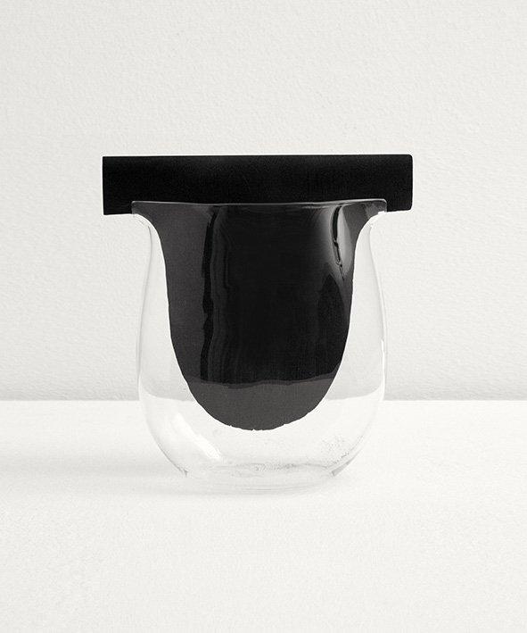 """Formafantasma, """"Charcoal design objects"""", 2012, detail Courtesy Studio Formafantasma"""