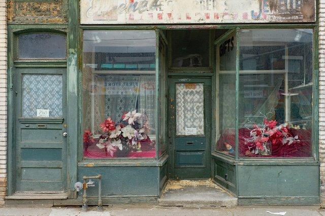 "Geoffrey James ""Storefront, Dundas Street, Toronto, 2011"