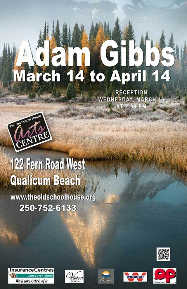 Adam Gibbs 2016 show