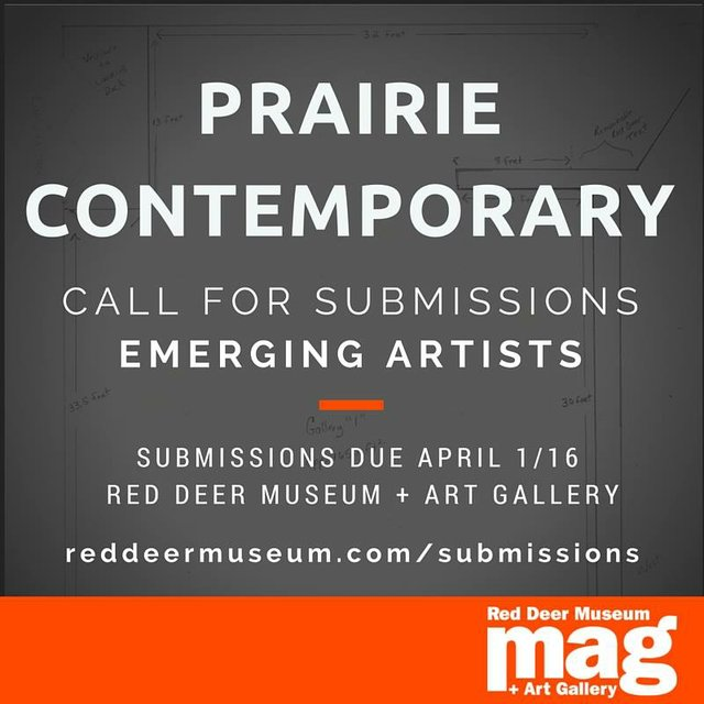 Prairie Contemporary at Red Deer MAG