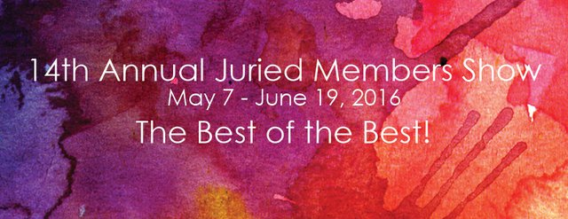 14th Annual Juried Members Show