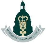 Legislative Assembly of Alberta logo