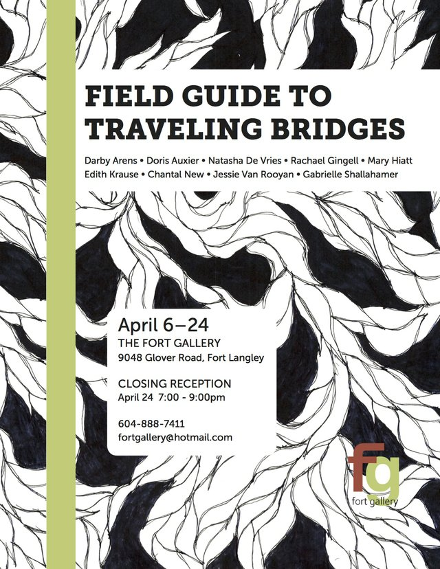 """Field Guide to Traveling Bridges"""