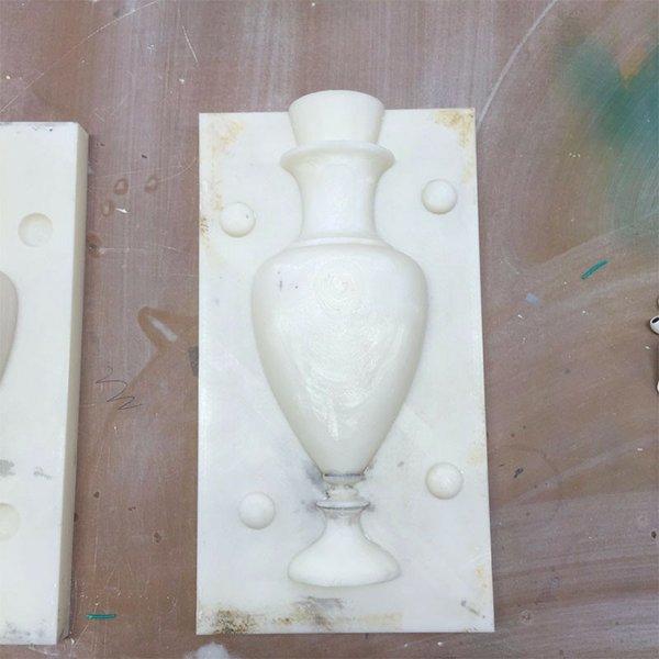 3D-printed case mould - Medalta