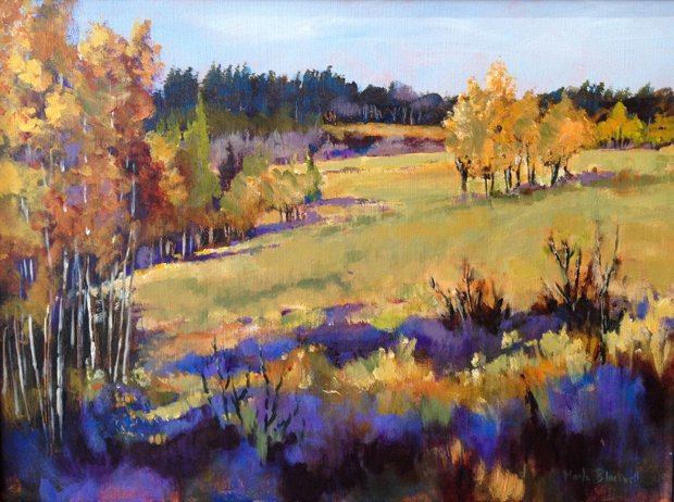 "Marla Blackwell ""Autumn Meadow"""