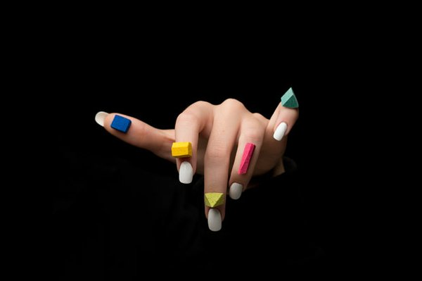 "Adad Hannah, ""Left Hand Case Study 4,"" 2016"