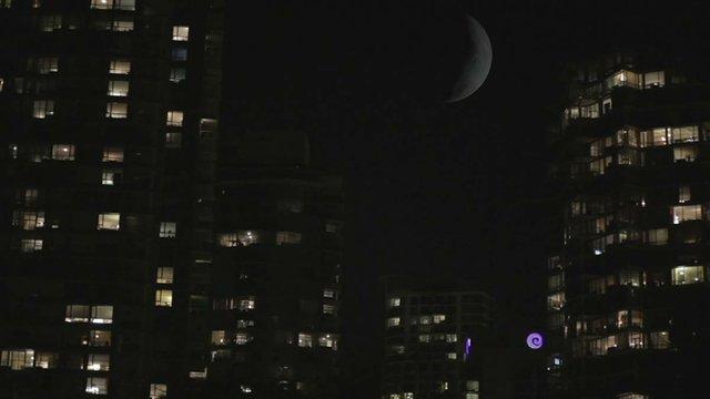"""Vilhelm Sundin, """"Moon"""" (still), 2014"""