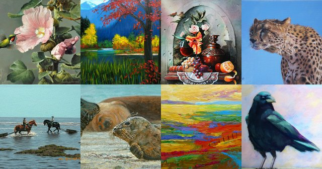 Masterpieces in Miniature 2016