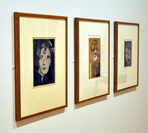 """""""MashUp"""" installation view - Hannah Hoch"""