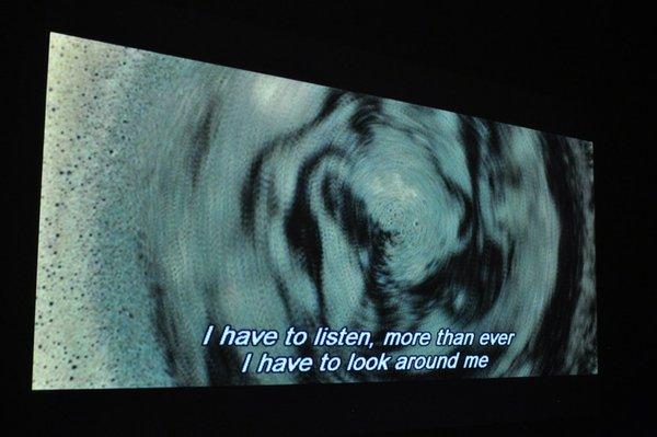 """MashUp"" installation view - Jean-Luc Godard_2"