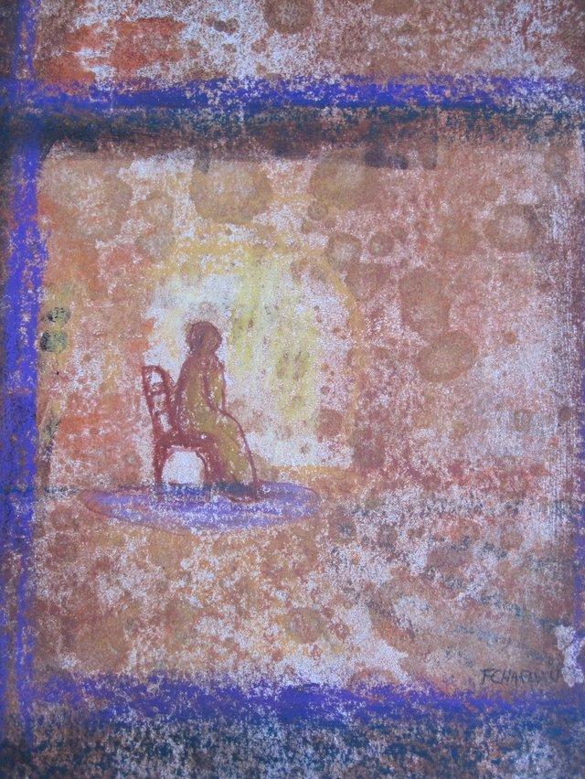 """Frances Chapman, """"Solitude"""""""