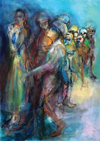 "Obaidah Zorik, ""Untitled,"" 2015"