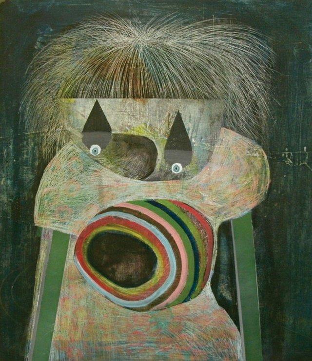 "Holger Kalberg, ""untitled,"" 2016"
