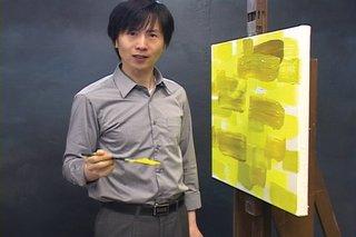 """Kim Beom, """"Yellow Scream,"""" 2012"""