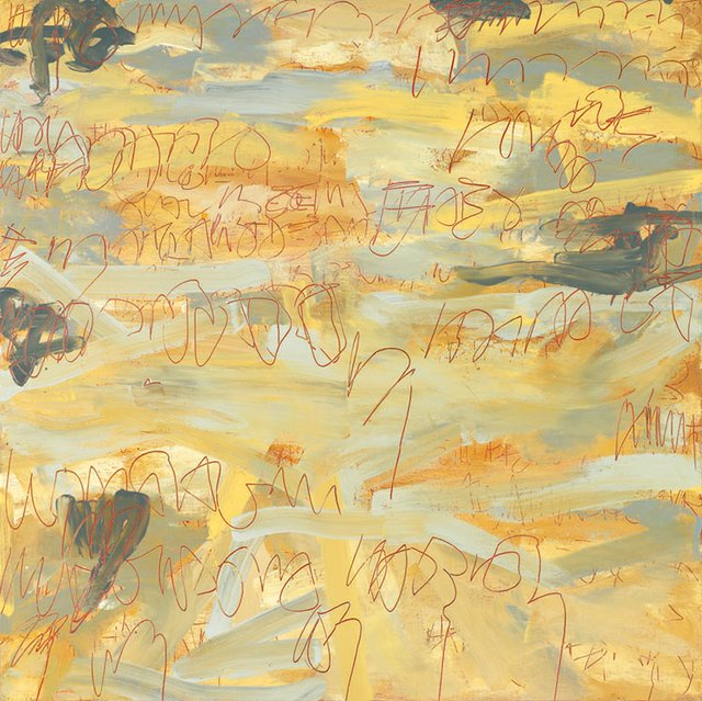 "Pierre Coupey, ""Field III,"" 2010-2012"