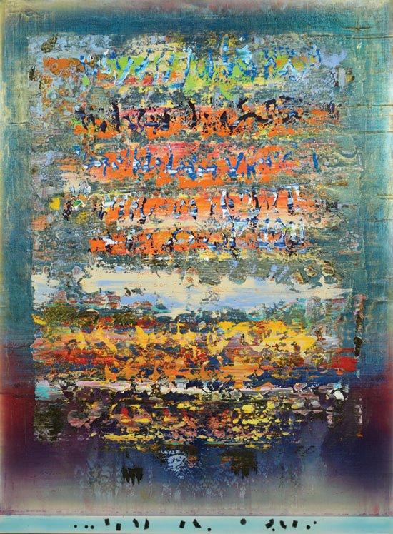 "Alice Teichert, ""Con Text,"" 2012"