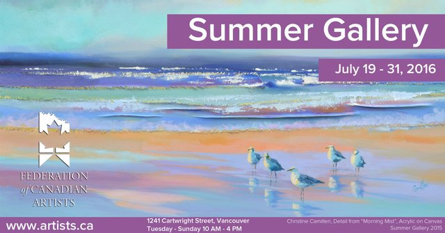Federation Gall Summer Gallery