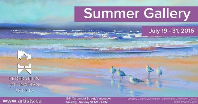 Federation Gall Summer Gallery