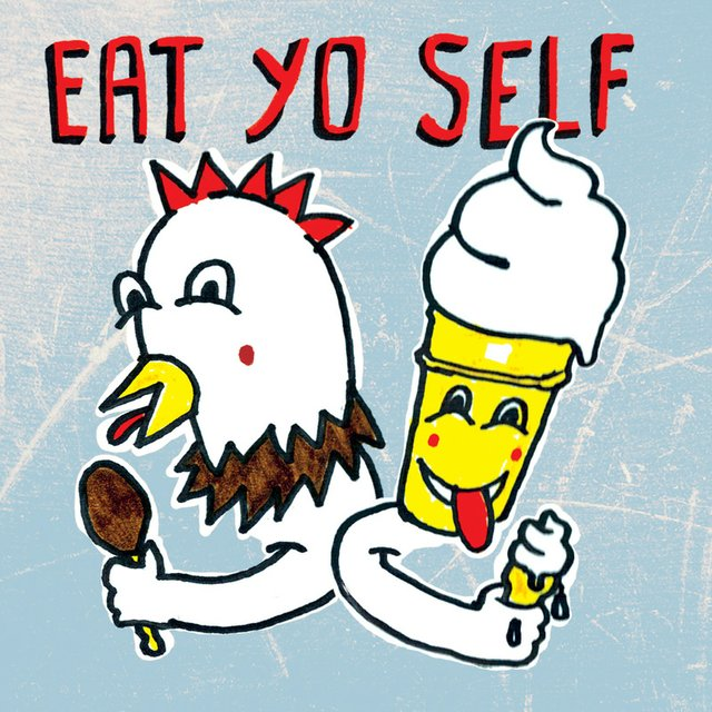 "Chris Bentzen ""Eat Yo Self"""