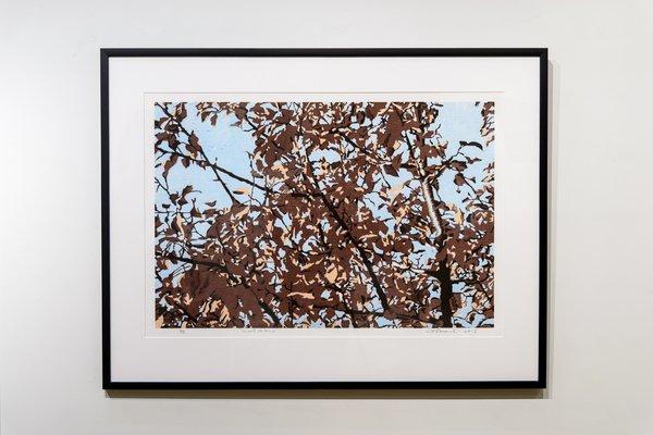 "Richard Borowski, ""Sweet Autumn"""