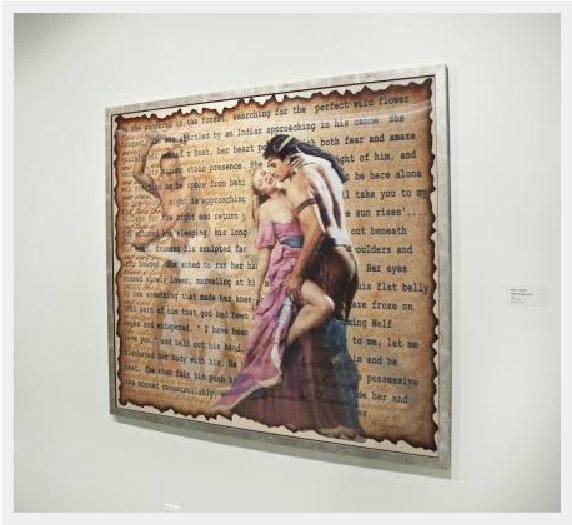 """Mary Longman, """"Captivity Narratives,"""" 2009"""