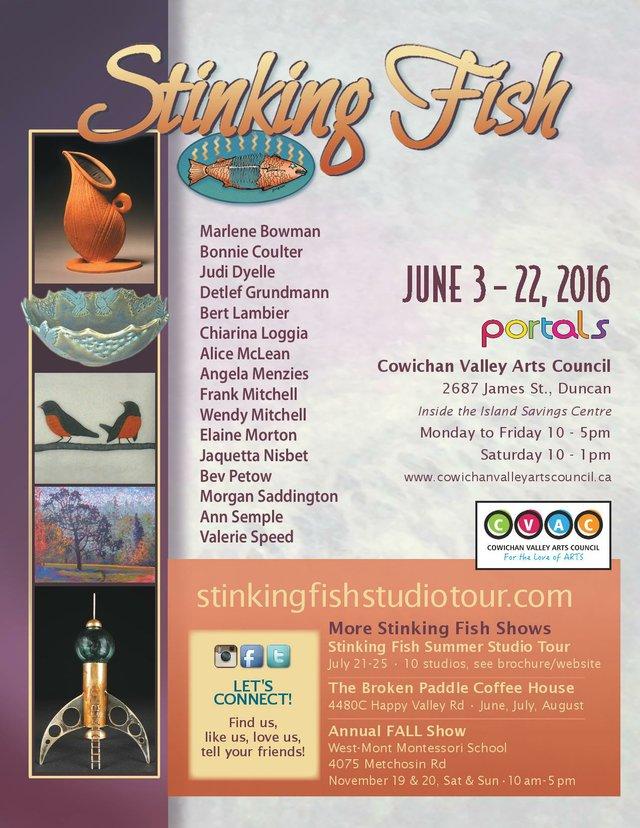 Stinking Fish 2016