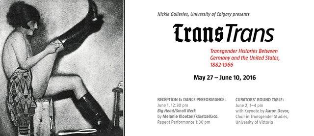 Trans Trans Invitation