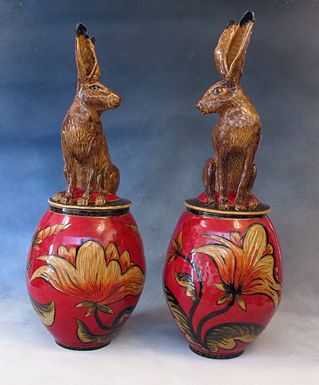 "Debra Kuyzyk and Ray Mackie, ""Rabbits"""