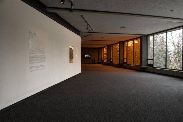 "Nicole Kelly Westman, ""Rose, Dear,"" 2016, installation view"