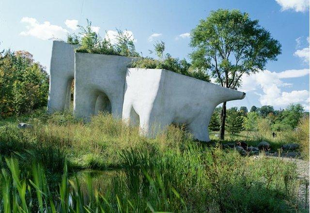 """Elevated WetlandsNoel Harding, """"Elevated Wetlands,"""" 1997, 1998"""