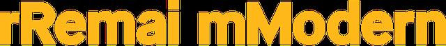 Remai Modern logo