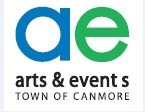 Canmore Arts logo