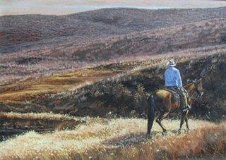 """""""Douglas Lake Ranch, Grassy Hills"""""""