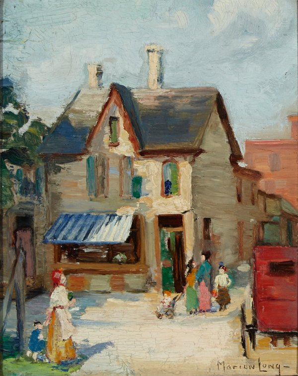 """Marion Long, """"In the Ward"""""""