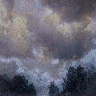 "Allan Harding MacKay RCA, ""Banff Series, October #1,"" 2015"