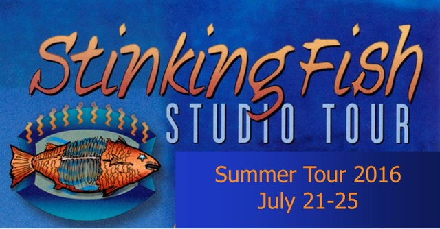Stinking Fish Studio Tour 2016_1