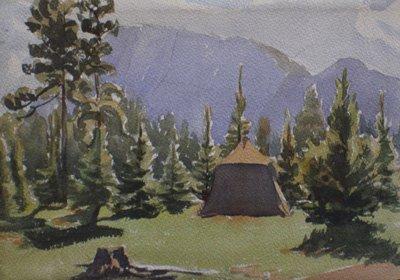 """""""My Tent"""""""