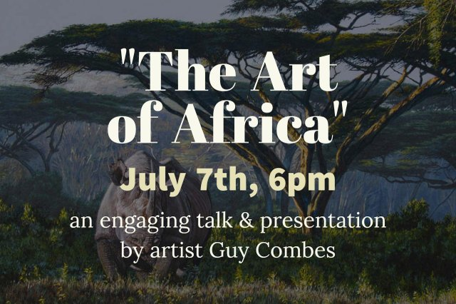 Art of Africa talk