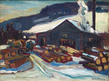 """Old Mill, St. Sauveur, Quebec"""