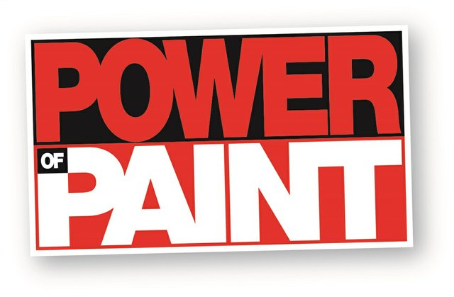 Power of Paint logo