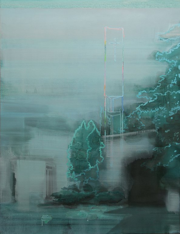 "Paul Bernhardt, ""Apparition"""