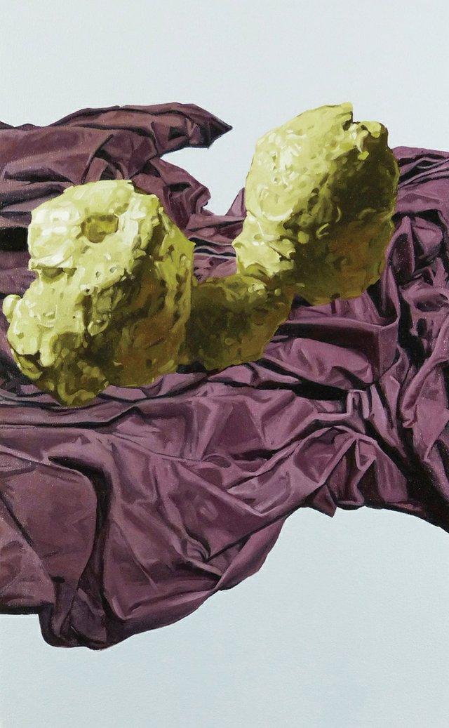 """Brendan Schick, """"Dysmorphia III,"""" 2016"""