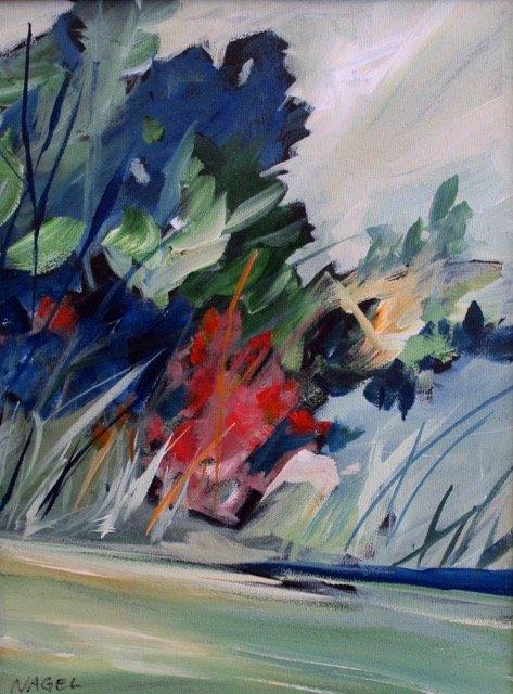 "Marie Nagel, ""Untitled,"""