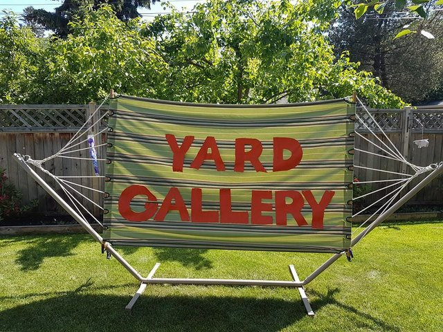 Yard Gallery logo